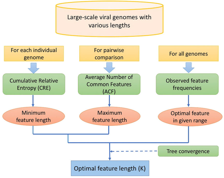 Real-time clustering for large-scale viral genome sequences